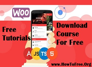 Ionic 3 Apps for WooCommerce Build an eCommerce Mobile App Free Download