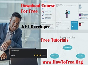 Become a Full-stack .NET Developer Download Course For Free