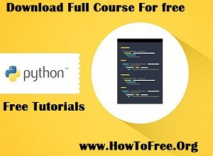 Python Programming for Beginners Free Download