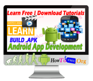 Free Complete Android Development and Material Design Tutorials