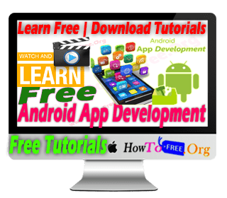 Build Android Apps Tutorials For Free Video Course