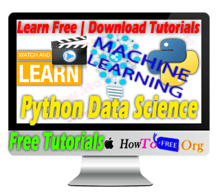 Learn Python For Machine Learning and Data Science Free Tutorials