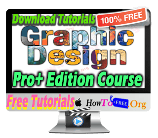 Complete Professional Graphic Design Course For Free From Scratch to Expert