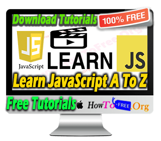 Learn Complete JavaScript from Beginner to Expert Tutorials For Free