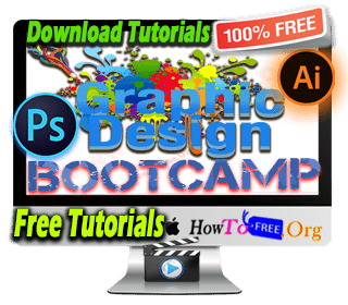 Complete Graphic Designing Bootcamp Tutorials For Free
