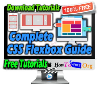 Learn Complete CSS3 Flexbox with Projects 2019 Tutorials For Free
