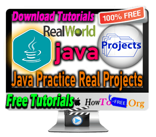 Java Practice By Building Real Projects Tutorials For Free