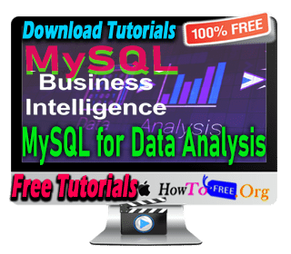 Learn Complete MySQL (SQL) for Data Analysis Tutorials for Free