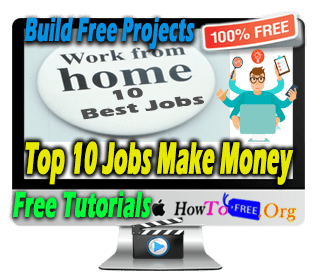 Top 10 Freelance Jobs Most in Demand : Work From Home Course For Free