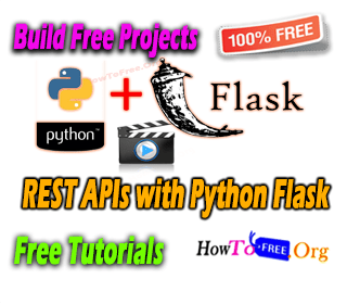 Build REST APIs with Python Flask Complete Course For Free