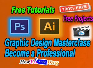 Graphic Design Masterclass Become a Professional Course For Free