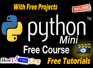 Python Programming Beginners Mini Course For Free
