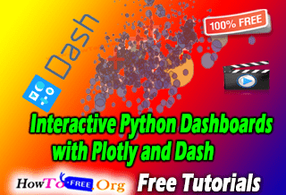 Python Dashboard with Dash and Plotly Complete Course