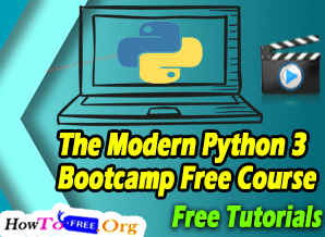 Complete Modern Python 3 Bootcamp Free Video Course