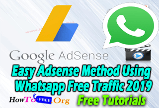 Make Money Using WhatsApp Easy Adsense Method Video Course