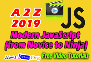 Modern JavaScript Complete A to Z Free Course
