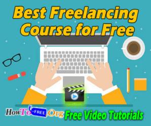 Best Freelancing Course for Free