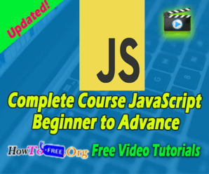Complete Course JavaScript Beginner to Advance
