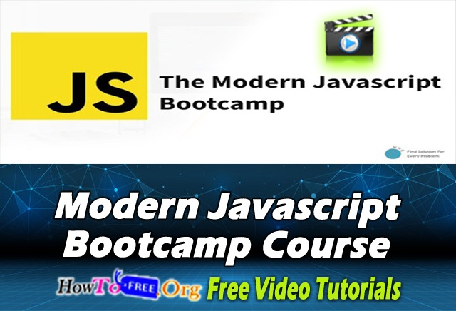 The Modern Javascript Bootcamp Course (2020)