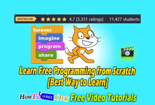 Learn Free Programming from Scratch [Best Way to Learn 2020]