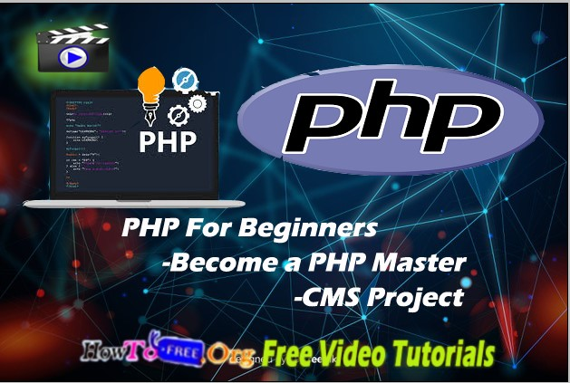 Tutorial on PHP for Beginners – Mecome a PHP Master – CMS Project 2020 Free Video Course
