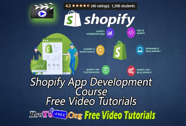 Professional Shopify Store Development Course (Updated)
