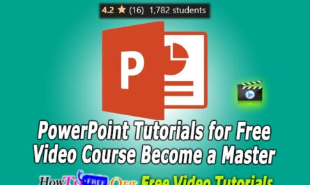 PowerPoint-Tutorials-for-Free-Video-Course-Become-a-Master