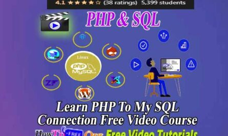 PHP To MySQL Connection
