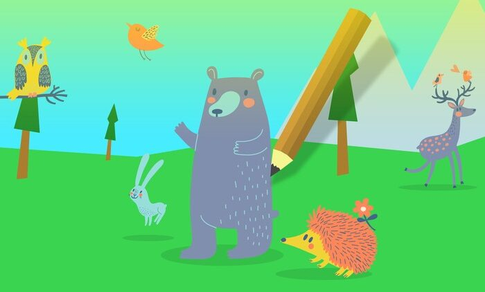 Drawing for Kids: Learn How to Draw 25 Cartoons Step-by-Step Free Course Free Download
