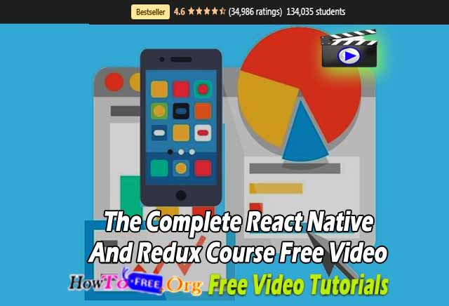 The Complete React Native And Redux Course Free Video