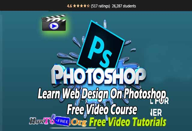Learn Photoshop CC for Beginners Free Video Course
