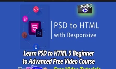 PSD to HTML 5