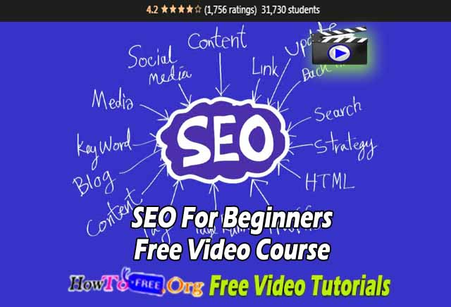 SEO For Beginners Free Video Course