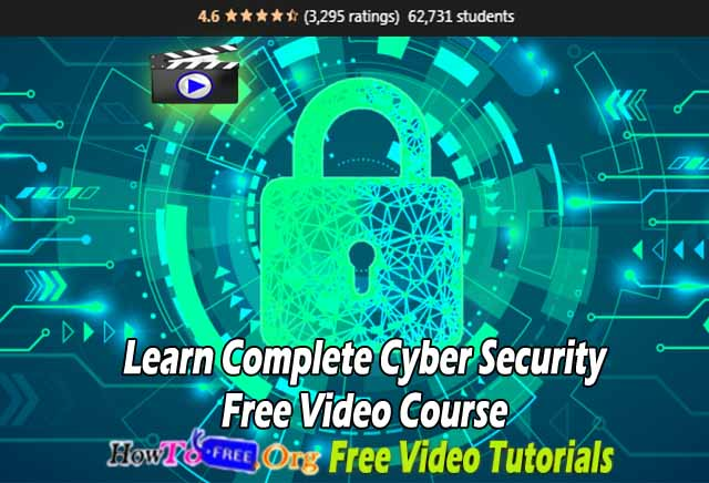 Learn Complete Cyber Security Free Video Course