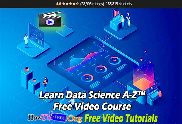 Learn Data Science A-Z™ Free Video Course