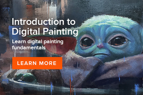 Learn Art Fundamentals – Building Blocks of Digital Painting Free Video Course