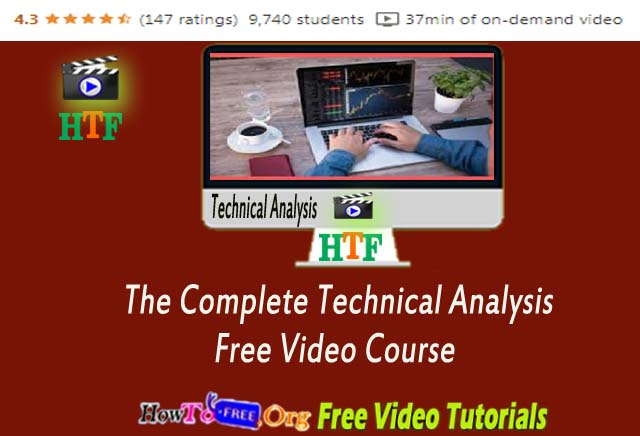 Learn Stock Market Trading: The Complete Technical Analysis Free Video Course