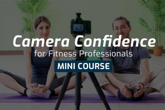 Learn Camera Confidence Mini-Course: Be Better On Camera Free Video Course