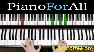 Piano For All - Incredible New Way To Learn  Piano & Keyboard Free Video Course